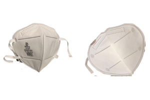 DS-N95 MASK: NIOSH APPROVED N95 PARTICULATE RESPIRATOR